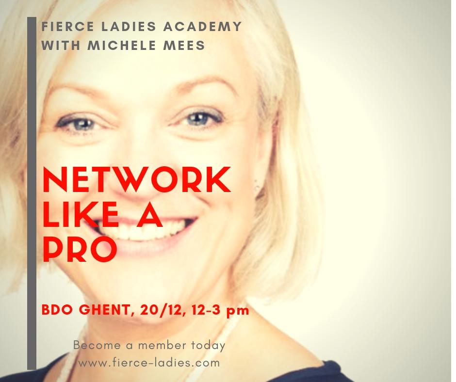 Network like a Pro Fierce Ladies Academy